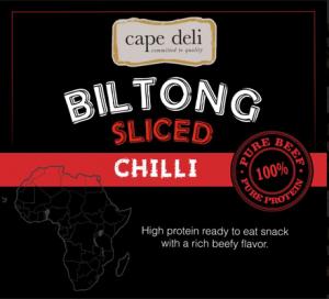 Sliced-chili